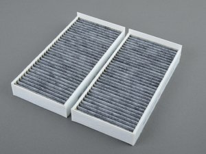 ES#3143298 - 64119321875 - Cabin Filter / Fresh Air Filter - Active Carbon - Purifies the air coming into the cabin - Mann - BMW MINI