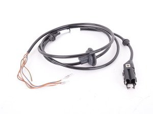 ES#1494374 - 99661295401 - Rear ABS Speed Sensor Harness - Right - Relays ABS sensor readings from the passenger's side rear wheel - Genuine Porsche - Porsche