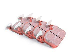 ES#2620918 - DP32130C - Front EBC RedStuff Performance Brake Pad Set  - High performance street pad featuring Kevlar technology. - EBC - BMW