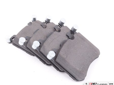 ES#2870797 - 34114073048 - Front Brake Pad Set - Stock-type pads ideal for sporty daily driving - Febi - BMW