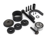 ES#3188127 - 000576sch01akt2 - B6/B7 Quattro Rear Wheel Bearing Service Kit - Includes Schwaben service tool, wheel bearing, and hardware to conveniently replace one rear wheel bearing on your B6/B7 quattro - Assembled By ECS - Audi