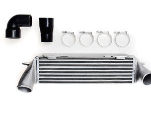 ES#2862838 - 135335FMICKITDF - Front mount intercooler - Upgrade your intercooler to reduce charge temperatures and increase power - featuring cast end tanks. - CTS - BMW