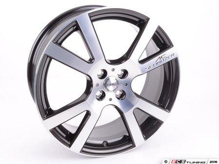 "ES#3131620 - 361150400 - Mi2 Wheel 18"" ( 4x100 ) - Priced Each - 18""x7.5"" 4x100 ET50 - AC Schnitzer - MINI"