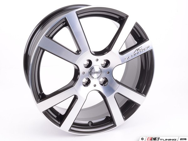 "ES#3131620 - 361150400 - Mi2 Wheel 18"" ( 4x100 ) - Priced Each - AC Schnitzer -"