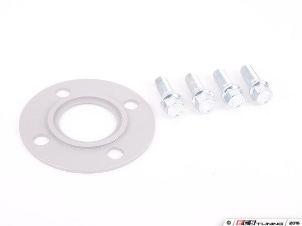 ES#3131621 - 361344115 - Mounting / Adapter Package : 4mm Spacer And Wheel Bolts - AC Schnitzer -