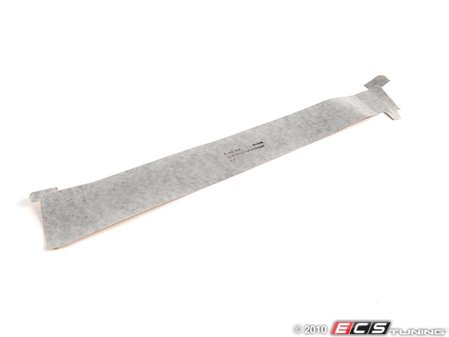 ES#93761 - 51328146402 - Adhesive Trim Backing - Right - Secures to the back of the B pillar trim - Genuine BMW - BMW