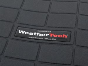 ES#2837421 - 40688 - Rear Cargo Liner - Black - The best protection for your trunk in any situation - WeatherTech - BMW