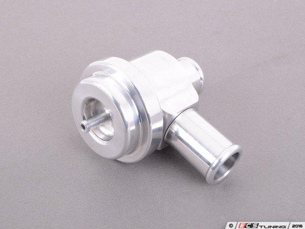ES#3183558 - 034-145-5000-ALU - Billet Diverter Valve - Polished  - High-performance spring and piston design is both durable and a performer! - 034Motorsport - Audi