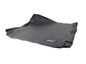 ES#2837421 - 40688 - Rear Cargo Liner - Black - E70 - The best protection for your trunk in any situation - WeatherTech - BMW