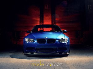 ES#3177590 - E9XGT4 - Carbon Fiber GT4 Front Splitter - GT4 style and inspirations for a truly aggressive look - Mode Carbon - BMW