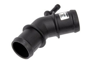 ES#3190108 - 902-996 - Coolant Distribution Pipe - Three way connector that attaches directly to the upper radiator hose - Dorman - Audi Volkswagen