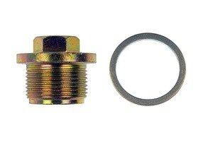 ES#3188408 - 090-163 - Oil Drain Plug - Includes crush washer. M26x1.5 - Dorman - Audi Volkswagen