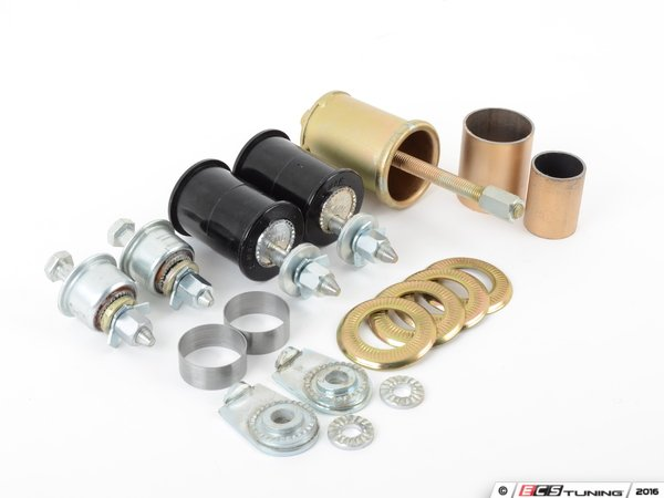 Rear Camber And Extra Toe Adjustable Bushing Kit