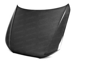 ES#3010181 - HD1213AUA4OE - Carbon Fiber Hood - Add style and remove weight from the front end of your Audi! - Seibon - Audi
