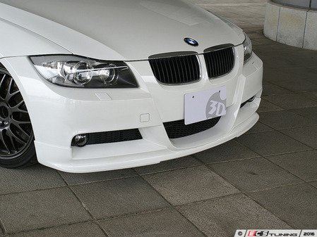 ES#3175851 - 3101-19011 - Front Lip Spoiler - Individualize your BMW's looks with this lip spoiler - 3D Design - BMW