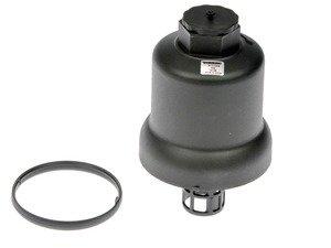 ES#3190176 - 917-049 - Plastic Oil Filter Cap - Replace your broken or leaking housing - Dorman - Audi Volkswagen