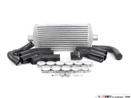 ES#2770215 - CTSB6FMICKIT - Front Mount Intercooler Kit - For K04 - Decrease heatsoak with this front mount intercooler - CTS - Audi