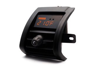 ES#3557537 - LbP3MF56+V - P3 Boost Gauge + OEM Vent - LHD - Featuring the same digital display used on the popular VIDI models - P3 Gauges - MINI
