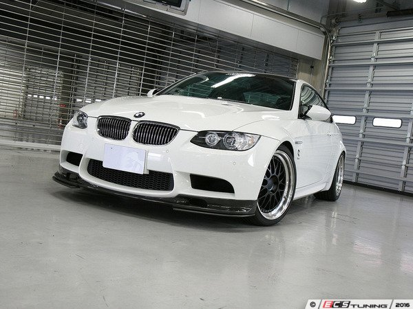 ES#3175853 - 3101-19211 - Front Lip Spoiler Set - Individualize your BMW's looks with this lip spoiler - 3D Design - BMW