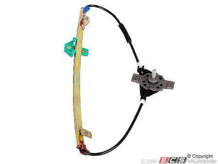 ES#5160 - 193839402 - Window Regulator - Passenger (Right) - For manually operated windows only - Jopex - Volkswagen