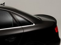 ES#3173565 - 021614ECS01A -  Carbon Fiber Trunk Spoiler - Add a touch of style and real carbon fiber to your Audi - ECS - Audi