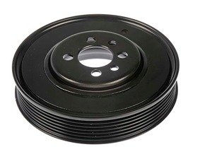 ES#3189224 - 594-335 - Crankshaft Pulley - Standard size replacement vibration dampening pulley - Dorman - Audi Volkswagen