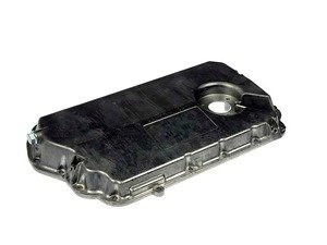ES#3188610 - 264-716 - Oil Pan Sump - Lower portion of the oil pan with hole for level sensor - Dorman - Audi