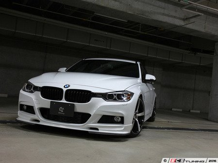 ES#3175868 - 3101-23021 - Front Lip Spoiler - Individualize your BMW's looks with this lip spoiler - 3D Design - BMW