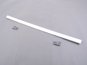 ES#2741538 - 1K9898921A - Roller Brace - Holds the sunshade in place towards the front of the sunroof - Genuine Volkswagen Audi - Audi