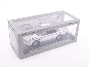 ES#2978833 - 80432411550 - 1:18 BMW 3.0 CSL Die-Cast Model - Add a legend to your die-cast collection - a highly detailed model for the discerning collector - Genuine BMW - BMW