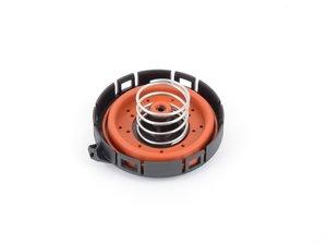 ES#2158234 - 11127547058 - Pressure Regulator Valve Repair Kit - Includes new cap, gasket, and spring - Vaico - BMW