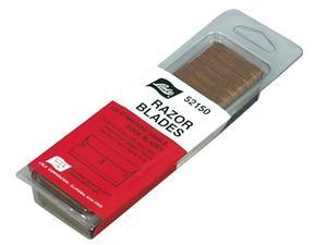 ES#2944739 - LIS52150 - Razor Blades 100 Pack - Stock up on super handy razor blades. - Lisle - Audi BMW Volkswagen Mercedes Benz MINI Porsche