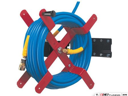 ES#2944719 - LIS50350 - Side Winder Air Hose Reel - Keep your air hose handy and off the floor. Hose not included. - Lisle - Audi BMW Volkswagen Mercedes Benz MINI