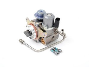 ES#3183705 - 13517588879KT1 - Fuel Pump High Pressure Full Kit - This HPFP mounts to the fuel system and transfers fuel located in the engine bay for MINI Cooper Turbo N14 Engines - Genuine MINI - MINI