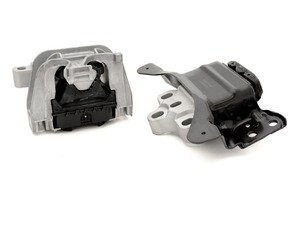 ES#3194431 - 034-509-5020 - Density Line MQB Engine/Transmission Mount - Pair  - Kit inlcudes engine and transmision mount, offering unmatched levels of comfort and performance - 034Motorsport - Audi Volkswagen