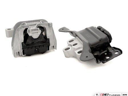 ES#3194431 - 034-509-5020 - Density Line MQB Engine/Transmission Mount - Pair  - Kit inlcudes engine and transmision mount, offering unmatched levels of comfort and performance - 034Motorsport - Audi Volkswagen
