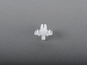 ES#77410 - 51131876128 - Clip - Priced Each  - Used to hold the protective moulding - Genuine BMW - BMW