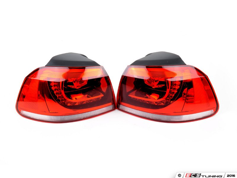 920357_x800 ziza 5k0941055rc led tinted tail light set cherry red  at bayanpartner.co