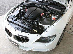 ES#3193041 - FRI-0314 - Gruppe M Carbon Fiber Intake System - Elegant looks with enhanced performance! - Gruppe M - BMW