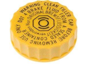 ES#3189917 - 82571 - Brake Fluid Reservoir Cap - Clean up your engine bay with a new cap - Dorman - Audi Volkswagen