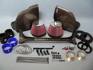 ES#3035286 - FRI-0311 - Gruppe M Carbon Fiber Intake System - Elegant looks with enhanced performance! - Gruppe M - BMW