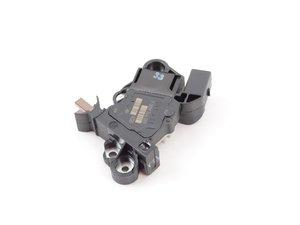 ES#3191627 - 12317561939 - Voltage Regulator - Get back on the road without having to swap an entire alternator. - Bosch - BMW