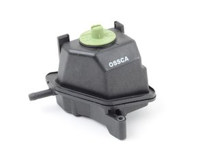 ES#3143135 - 1J0422371C - Power Steering Reservoir - Replace your cracked or leaking reservoir with this brand new unit - 1J0422371C - OSSCA - Audi Volkswagen