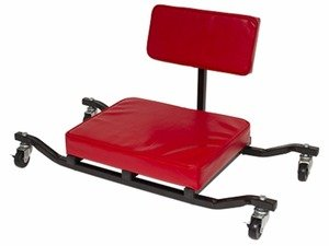 ES#2944927 - LIS93502 - Low Rider Creeper Seat - (NO LONGER AVAILABLE) - Work close to the ground, but not on the ground. - Lisle -