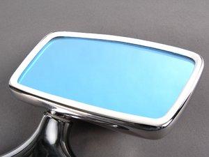 ES#79687 - 51161807702 - Right Rear View Mirror - chrome passenger side mirror - Genuine BMW - BMW