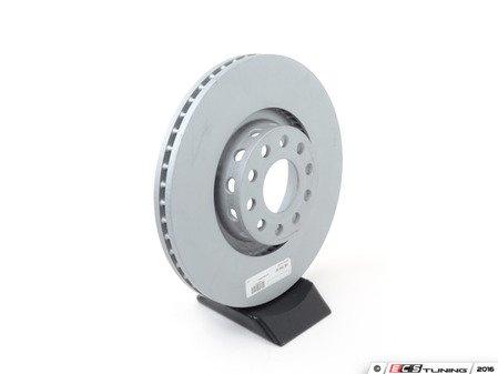 ES#3097747 - 34211157781KT - Rear Brake Rotors - E32 735i & 735iL (Pair) - ATE -