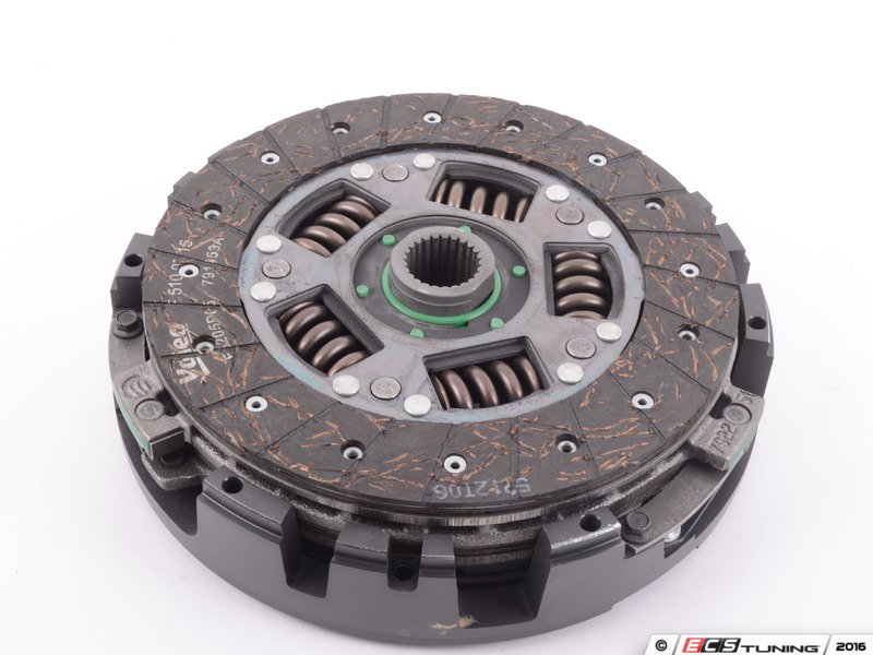 Valeo - 832906 - R-Tronic Clutch Plate With Pressure Plate