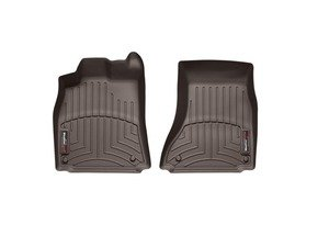 ES#3460476 - 4710891 - Front FloorLiner - Cocoa  - Laser measured for perfect fitment and ultimate protection against moisture and debris - WeatherTech - BMW
