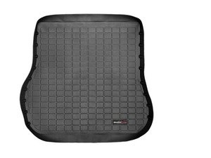 ES#2837334 - 40161 - Rear Trunk Liner - Black - The best protection for your trunk in any situation - WeatherTech - Audi