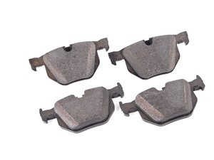 ES#60488 - 34216776937 - Rear Brake Pad Set (Galfer 4532) - Keep your brakes in working order with these genuine brake pads direct from BMW - Genuine BMW - BMW